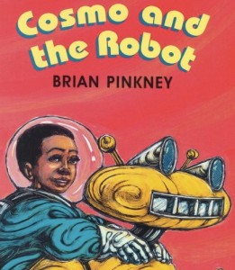 Cosmo_and_the_Robot__Brian_Pinkney__9780688159412__Amazon_com__Books-261x300